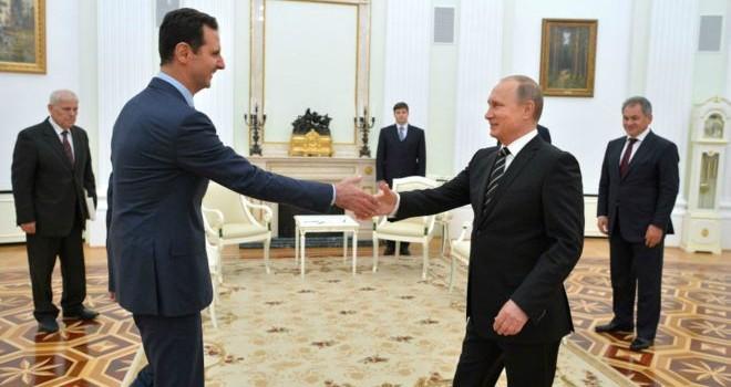 Mỹ lên án Nga 'trải thảm đỏ' đón ông Assad