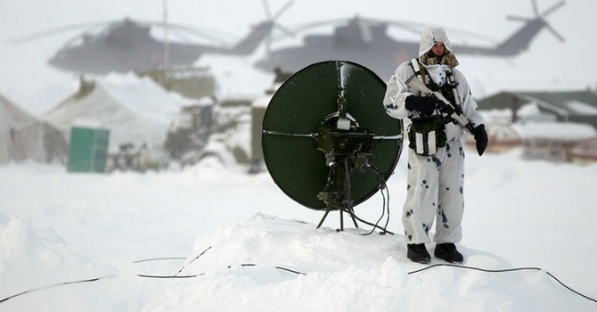 """Bộ trưởng Quốc phòng Nga: """"Căn cứ quân sự của Nga ở Bắc Cực sắp hoàn thành"""""""