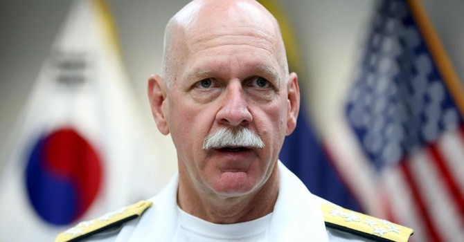 """Hải quân Mỹ chờ lệnh để """"áp sát"""" đảo nhân tạo Trung Quốc"""