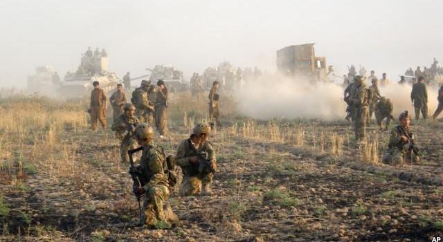 Iraq: Giải cứu thành công 70 con tin sắp bị IS hành quyết