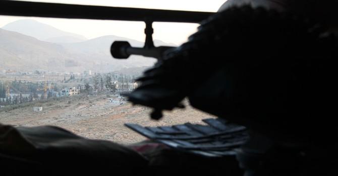 45 phiến quân bị tiêu diệt sau cuộc không kích của Nga vào đoàn xe của IS