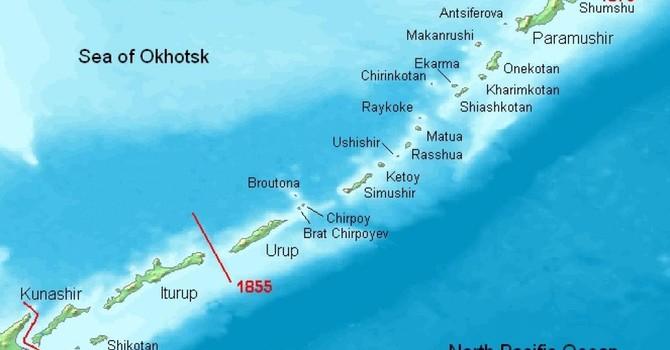 Nga dự định lập căn cứ quân sự trên quần đảo Kuril