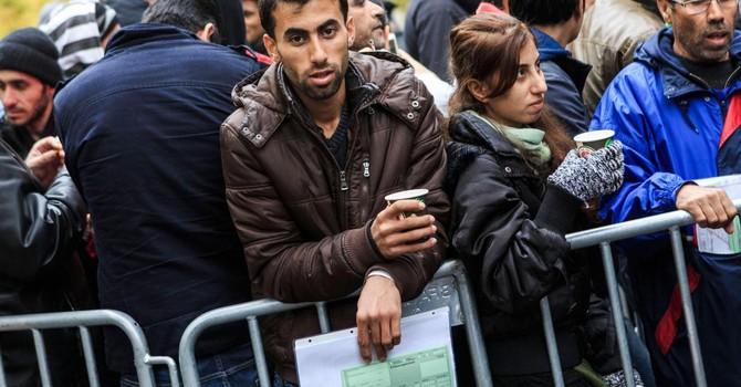 Châu Âu thêm 100.000 chỗ mới cho người tỵ nạn