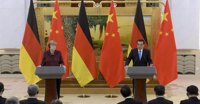 Thủ tướng Đức đề nghị Trung Quốc giải quyết tranh chấp Biển Đông tại tòa án quốc tế