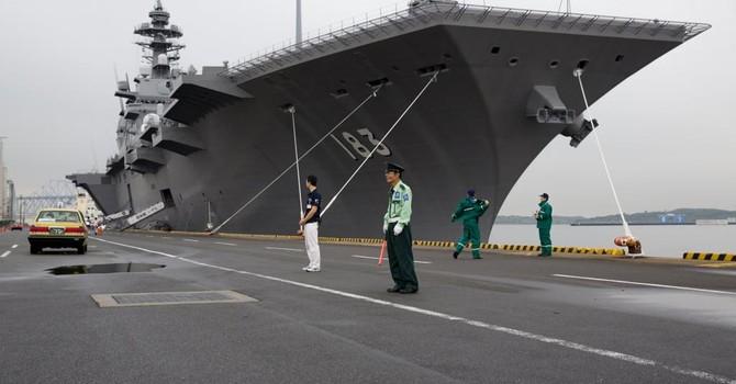 Biển Đông đứng ngoài vùng lợi ích chiến lược của Nhật Bản?