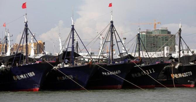 Chiến thuật 'biển tàu': Vũ khí lợi hại của Bắc Kinh ở Biển Đông?