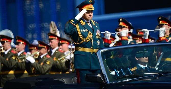Sergey Shoygu, chiến tướng của ông Putin
