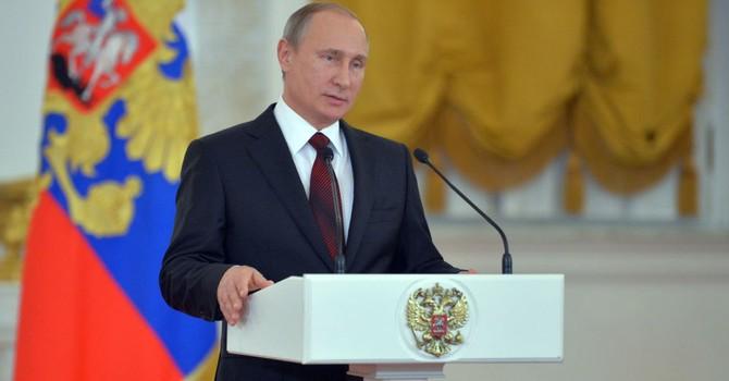 Lần thứ ba ông Putin được bầu là nhân vật có sức ảnh hưởng lớn nhất hành tinh