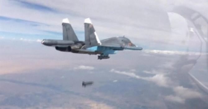 Mỹ Nga thử nghiệm quy trình tránh va chạm trên không phận Syria