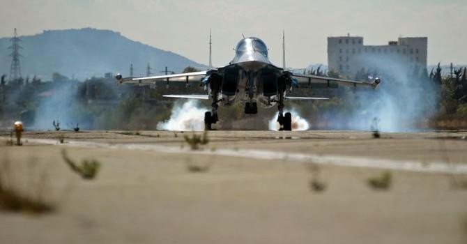 Nga: 2 ngày, đánh bom 263 mục tiêu khủng bố ở Syria