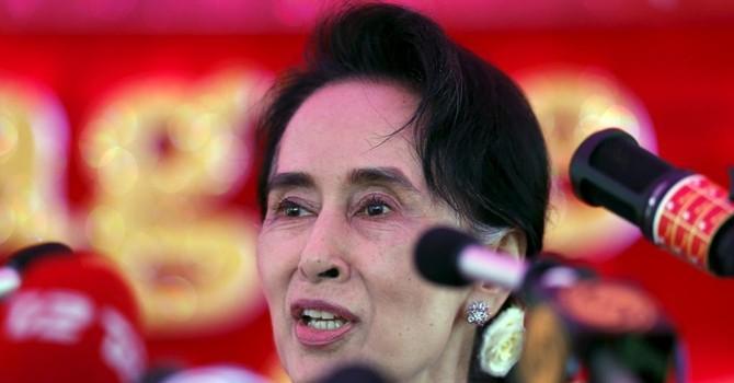 Bà Aung San Suu Kyi trước ngưỡng cửa quyền lực
