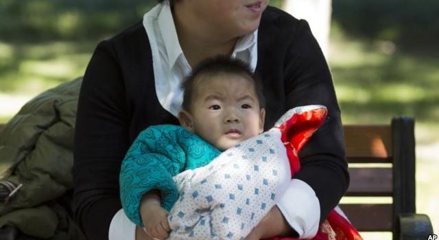 Chính sách 2 con của Trung Quốc có thể thúc đẩy tăng trưởng kinh tế