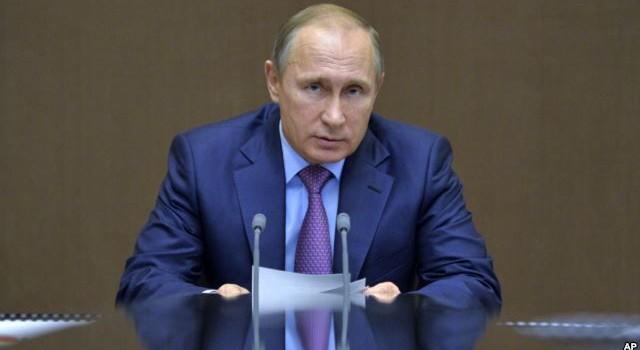 Ông Putin: Nga không 'chạy đua vũ trang'