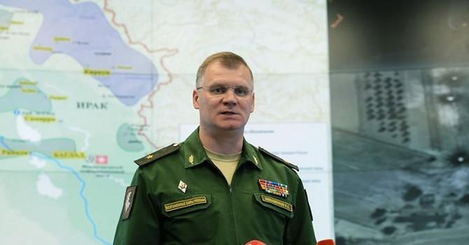 Không lực Nga mở rộng phạm vi oanh tạc ở Syria