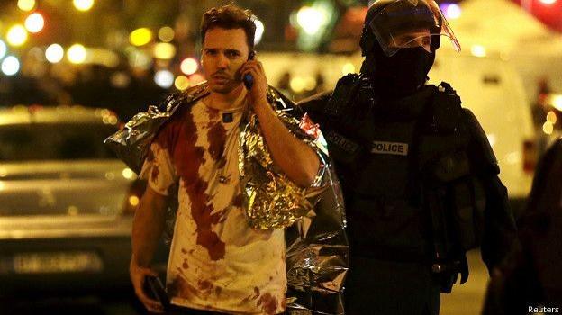 Thứ Sáu ngày 13 đẫm máu ở Paris
