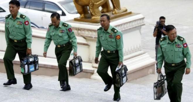 Quốc hội Myanmar họp lần đầu sau bầu cử