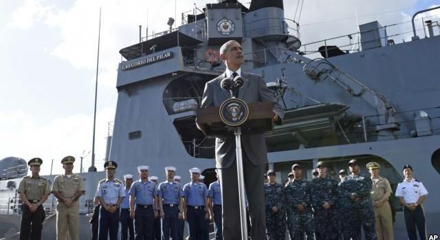 Mỹ giúp Châu Á tăng cường an ninh hải dương