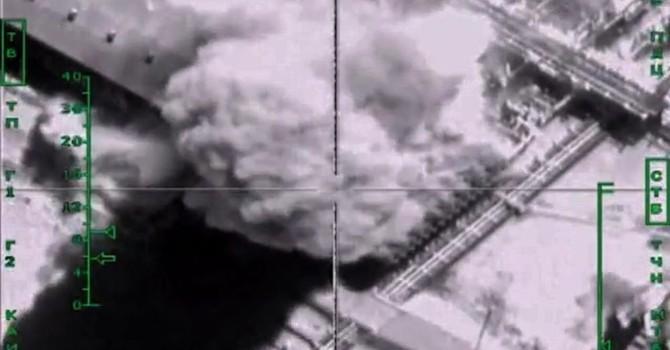 Không lực Nga ở Syria triệt hạ 206 chiến binh IS