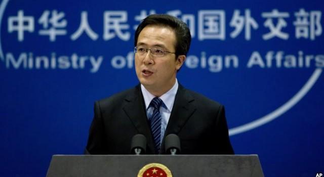 Trung Quốc: Ông Obama nên tránh xa vấn đề Biển Đông