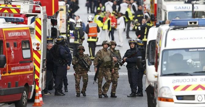Trường hợp phụ nữ cho nổ bom tự sát đầu tiên: Lo ngại!