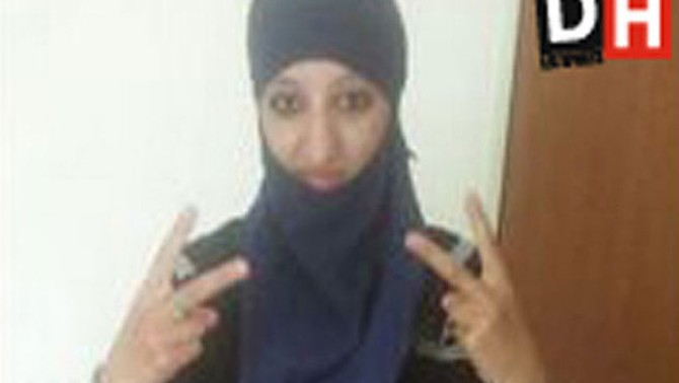 Chân dung nữ sát thủ đánh bom tự sát tại Paris
