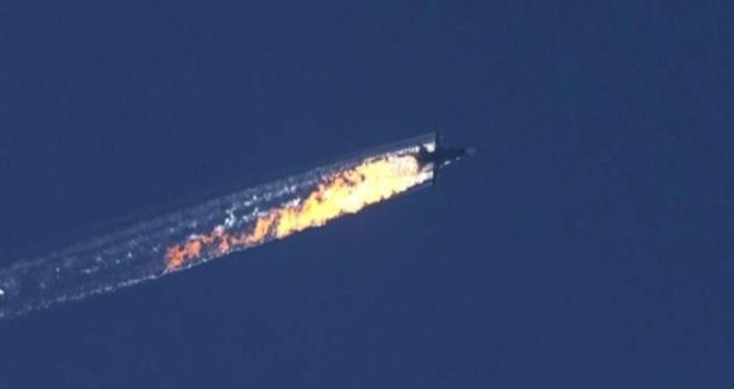 Thổ Nhĩ Kỳ 'bắn rơi máy bay Nga'