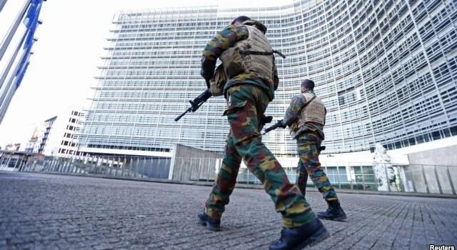Bỉ yêu cầu Morocco giúp truy tìm nghi phạm trong vụ tấn công Paris