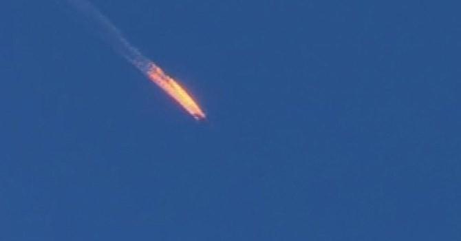 """Tướng Mỹ: Thổ Nhĩ Kỳ đã phạm """"sai lầm rất nghiêm trọng"""" khi bắn hạ Su-24"""