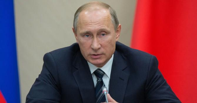 Tổng thống Putin tặng thưởng cho những người hy sinh ở Syria