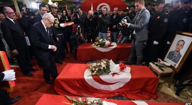 Nhà nước Hồi giáo nhận trách nhiệm vụ tấn công xe buýt ở Tunisia