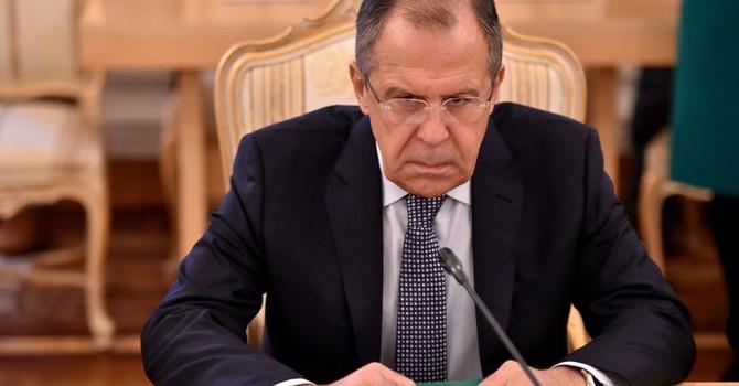 Bộ trưởng Ngoại giao Nga nói về sự cố với Su-24: Thổ Nhĩ Kỳ đã bước qua lằn ranh giới