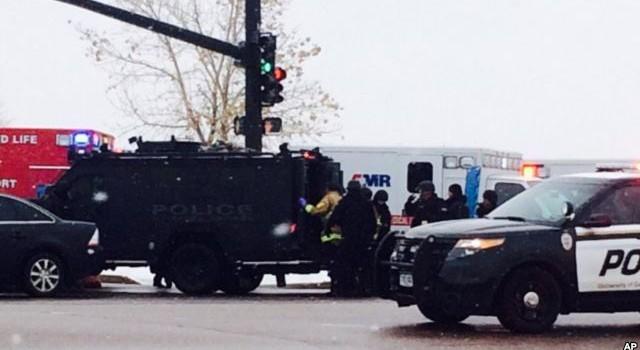 Mỹ: Đấu súng gần cơ sở y tế Planned Parenthood ở Colorado