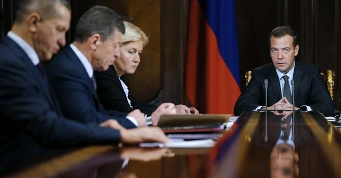 Ông Medvedev: Các biện pháp hạn chế chống Thổ Nhĩ Kỳ là bất đắc dĩ