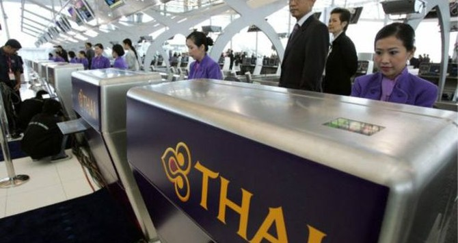 Mỹ hạ mức an toàn của Hàng không Thái