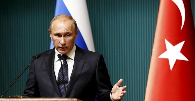 Ông Putin vẫn chưa nguôi giận Thổ Nhĩ Kỳ