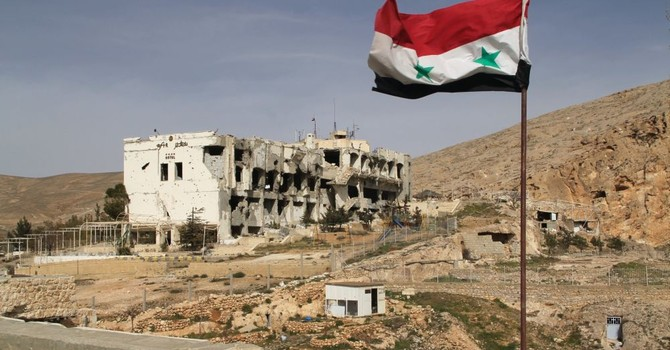 Syria phản đối không quân Phương Tây đánh bom quân đội nước này