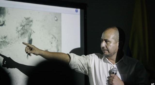 Colombia tìm thấy xác một con tàu chở đầy châu báu