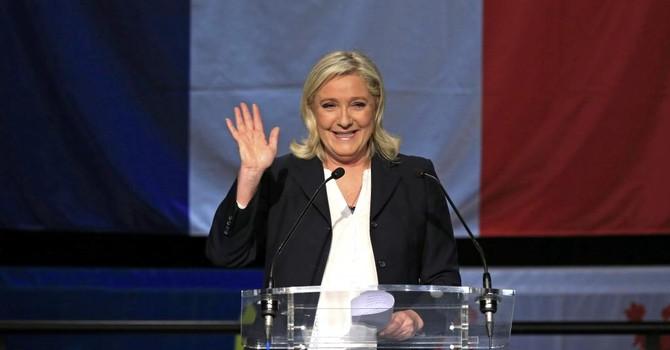 Cú sốc làm rung chuyển nước Pháp: Đảng cực hữu thắng lớn