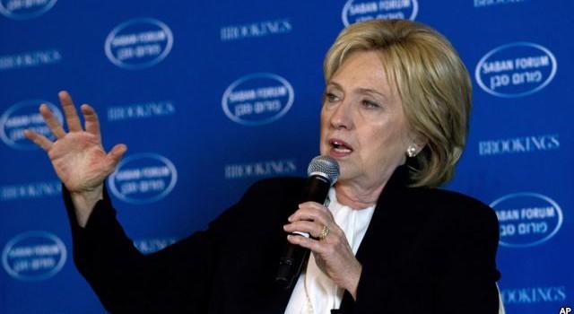 Ứng cử viên Tổng thống Mỹ nói gì về khủng bố?