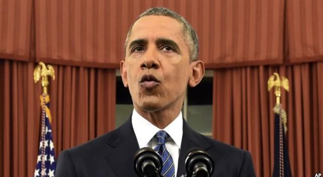 Ông Obama: Vụ xả súng ở California là hành vi khủng bố giết người vô tội