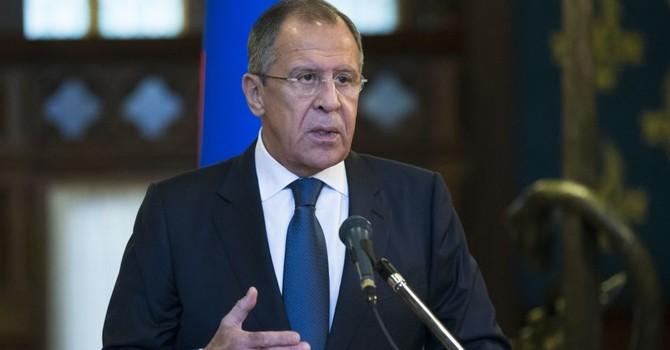 Ông Lavrov: Biên giới Syria -Thổ Nhĩ Kỳ phải đóng cửa ngay lập tức