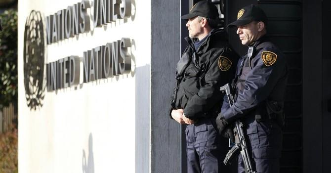 Thụy Sĩ lo ngại khủng bố tấn công trụ sở Liên Hiệp Quốc