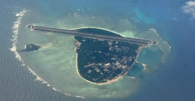 Trung Quốc xây trạm tiếp nhiên liệu trên đảo Phú Lâm, Hoàng Sa