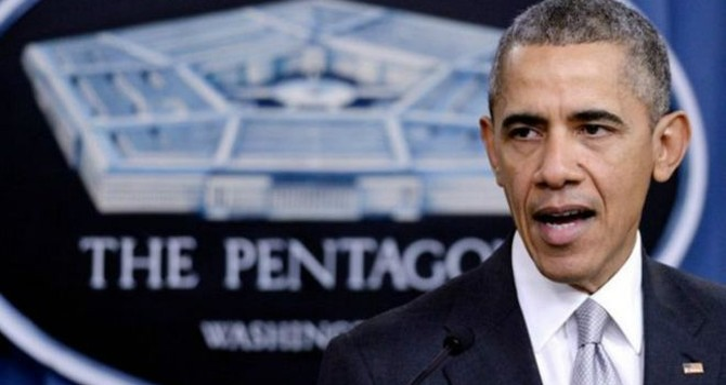 """Tổng thống Obama: Hoa Kỳ đang tấn công IS """"mạnh hơn bao giờ hết"""""""