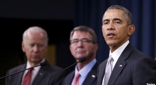 """Tổng thống Obama khẳng định IS đang """"thất thế"""""""