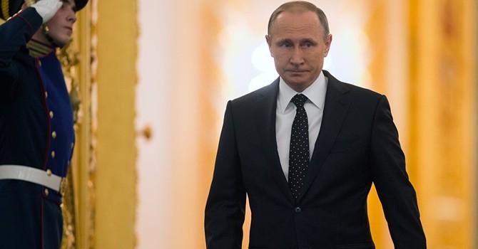 Bloomberg: Thành công của ông Putin là một trong những kịch bản xấu nhất cho năm 2016