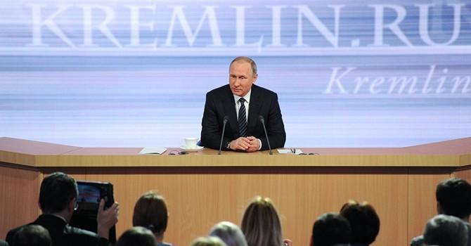 Tổng thống Putin: Không thể thương lượng gì với chính quyền Thổ Nhĩ Kỳ hiện nay