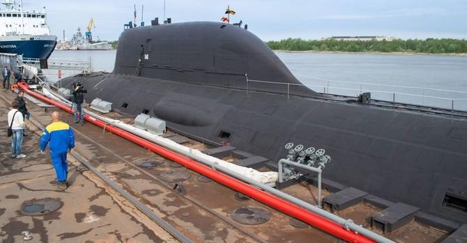 Nga khởi công đóng mới hai tàu ngầm hạt nhân vào 2016