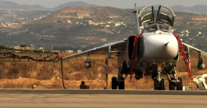Nga mở cửa căn cứ quân sự tại Latakia cho các nhà báo Phương Tây