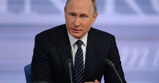 """Financial Times: """"Ông Putin đã thắng!"""""""